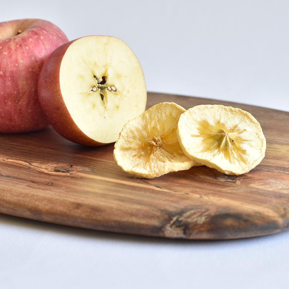 ノンシュガードライフルーツりんご