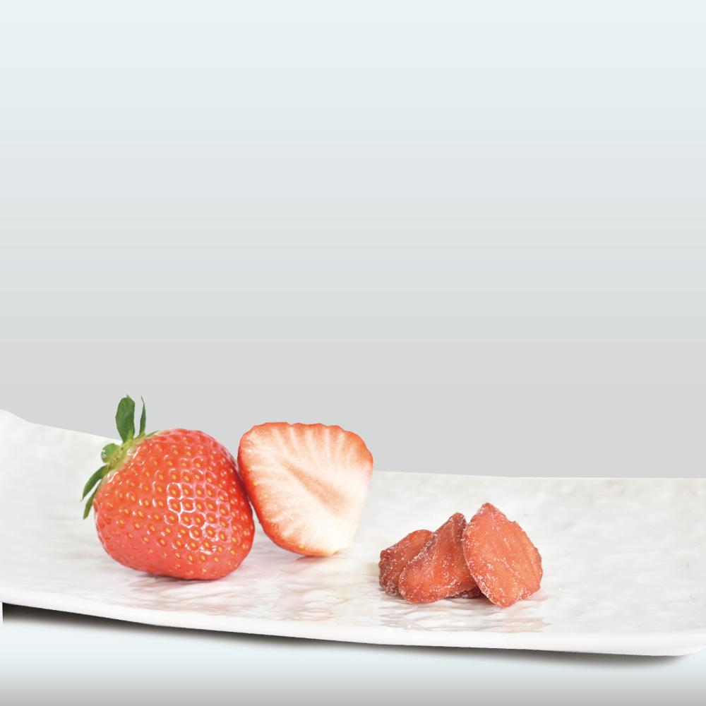 セミドライフルーツいちご